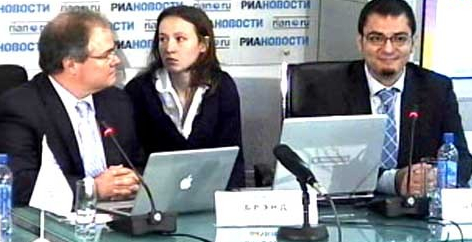 Russian Press Confernece